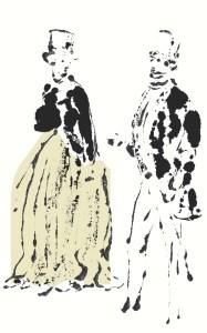 blottedline inkonpaper arindacraciun