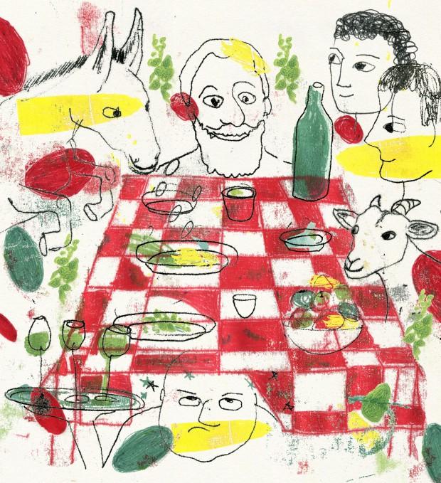 Gebrüder Grimm - Tischlein deck dich