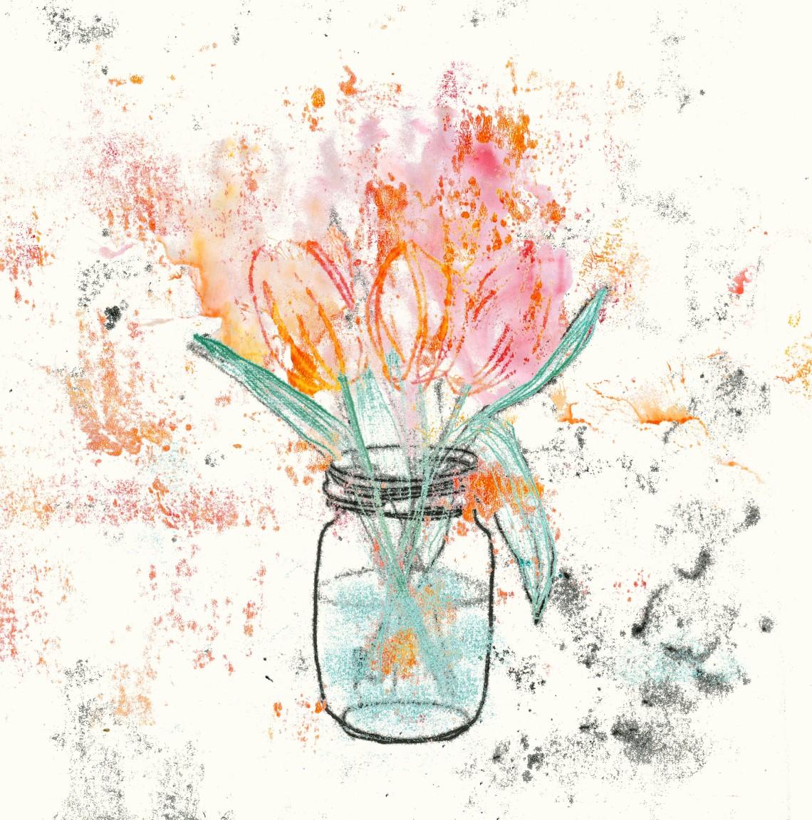 wasser tulpensättig