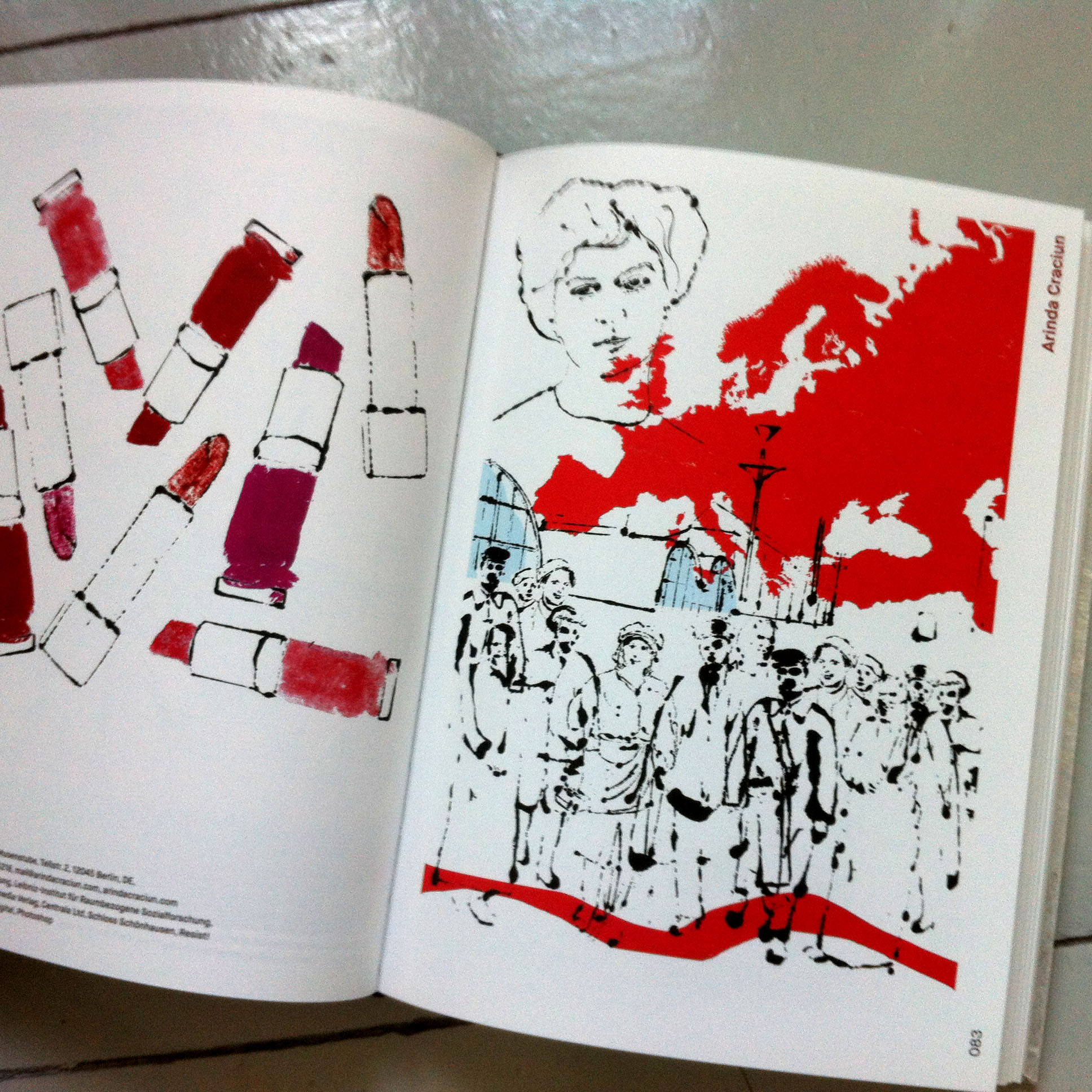 Freistil 6 – The Book of Illustrators