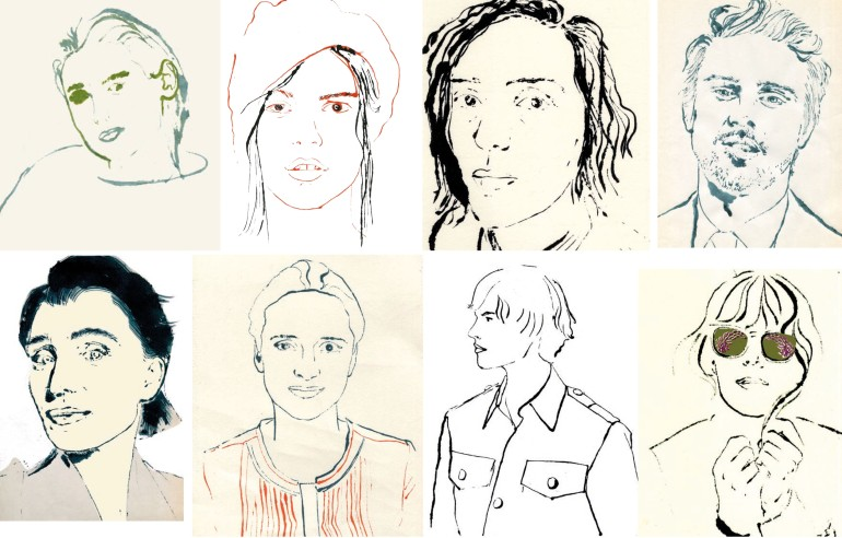 portraits Arinda Craciun Illustration 030917 19