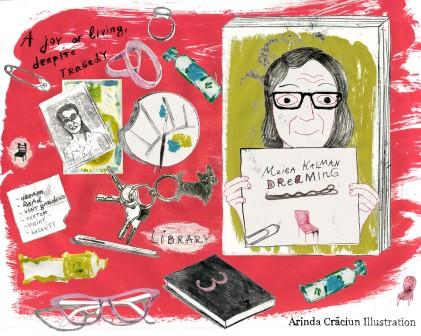 Sachbuch für Jugendliche über Maira Kalman (Biografie)