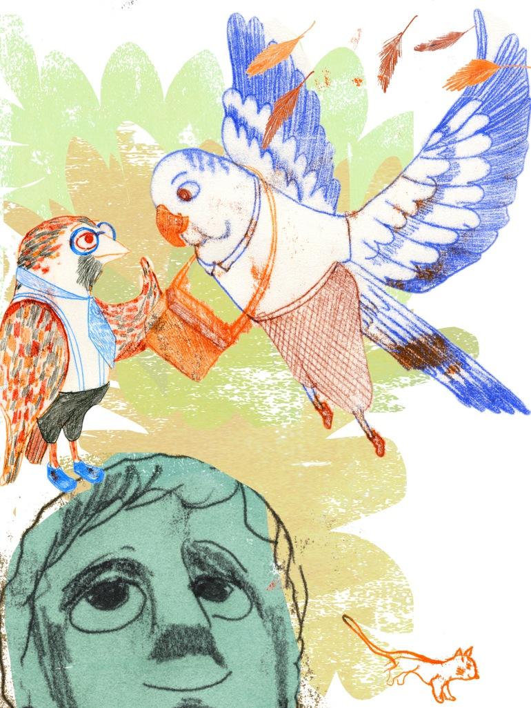 Ilustratie Arinda Craciun