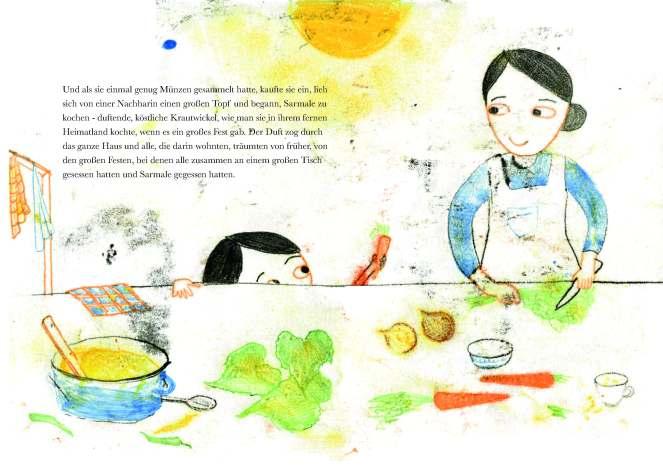 Kinderbuchprojekt