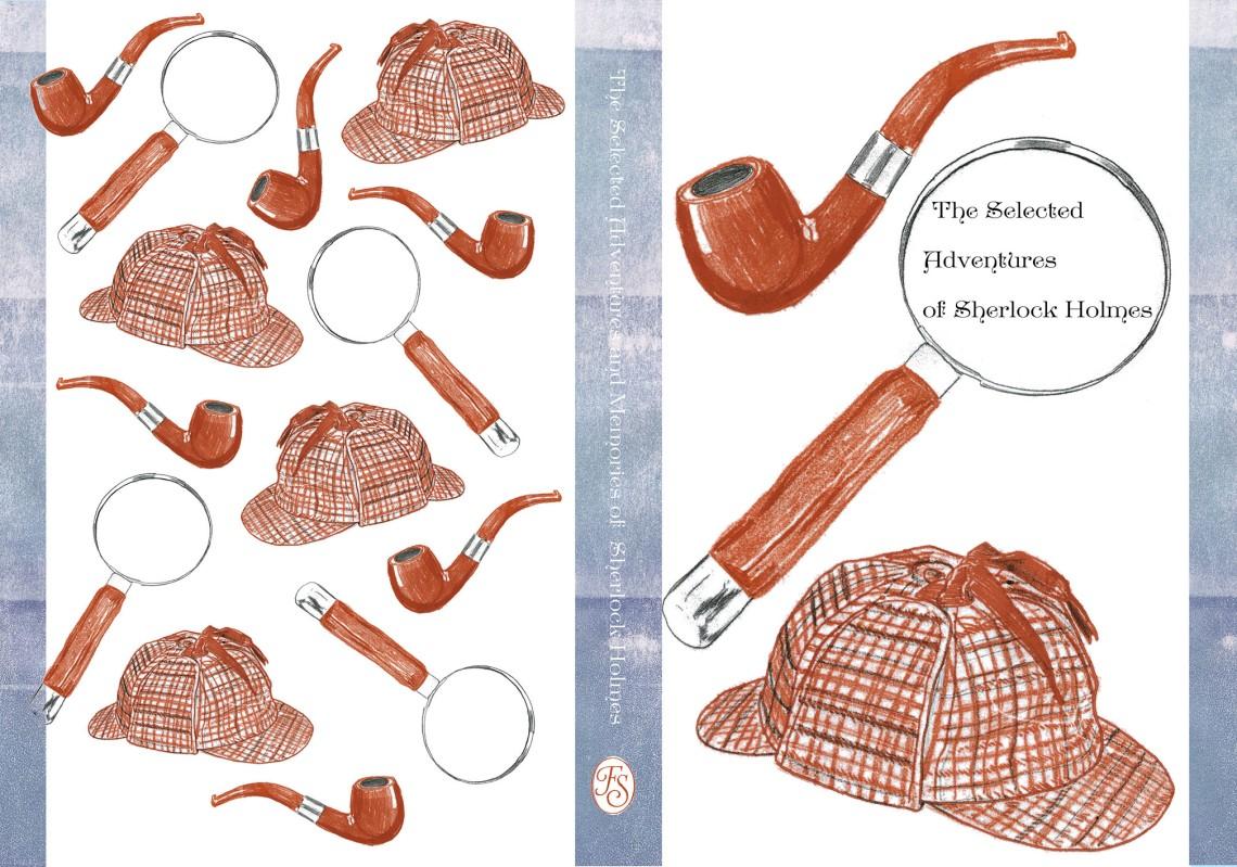 Sherlock Holmes Arinda Craciun