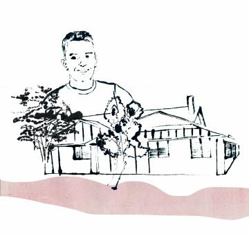 Mein Schönes Zuhause Zeitschrift illustrationen für mein schönes zuhause arinda craciun illustration