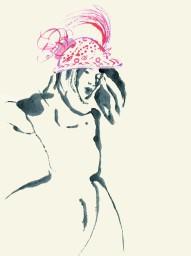 fashion victorian hats arinda craciun 1