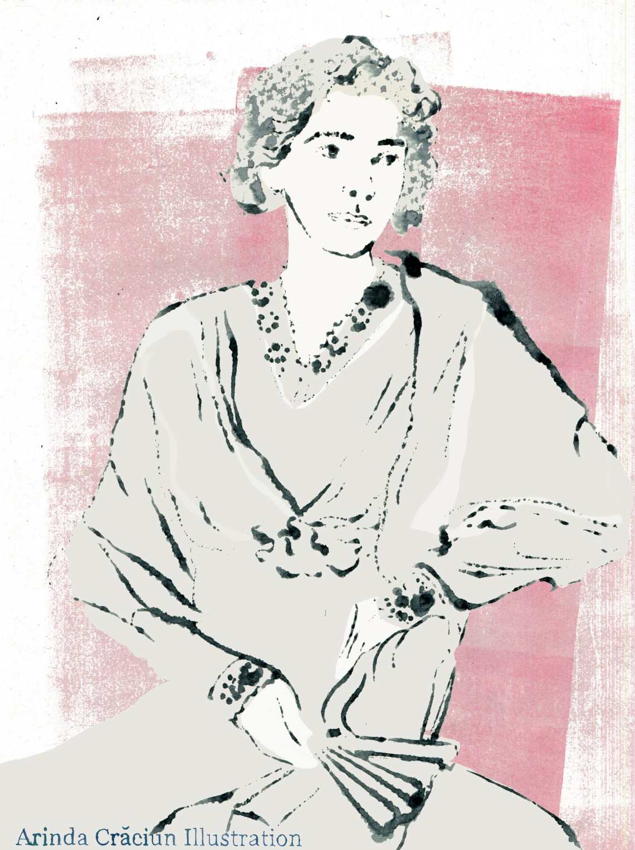 madeline mc dowel arinda craciun portrait