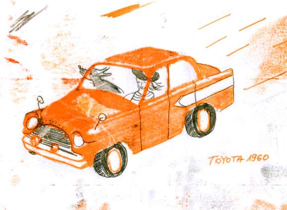 1 toyota 1960