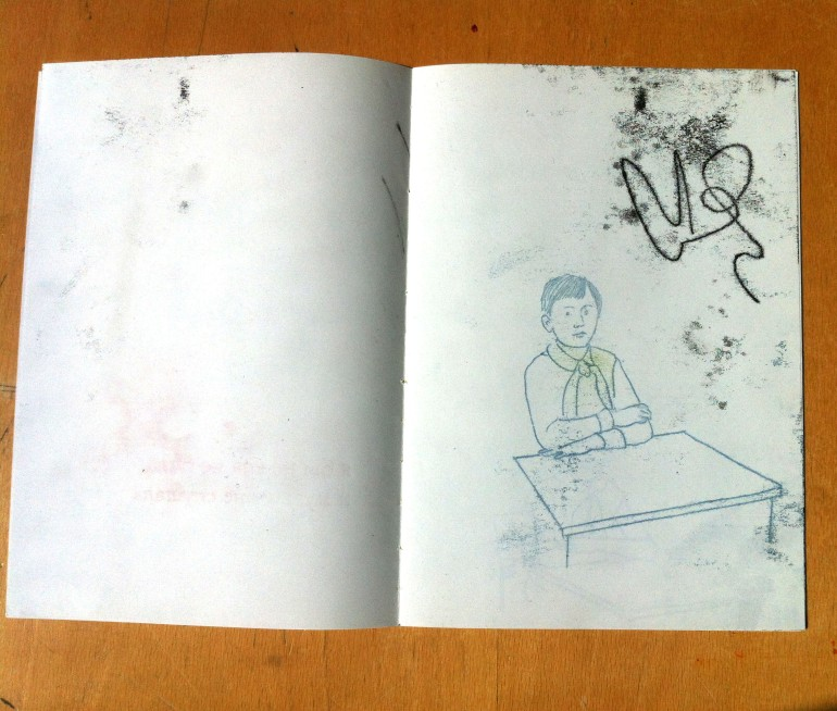Artbook arinda craciun monotype3