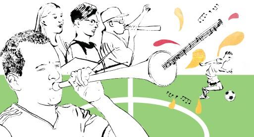 Das Magazin arinda craciun juni fußball hymnen